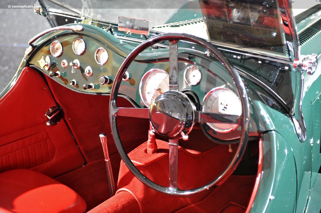 Instrumentación coche clásico