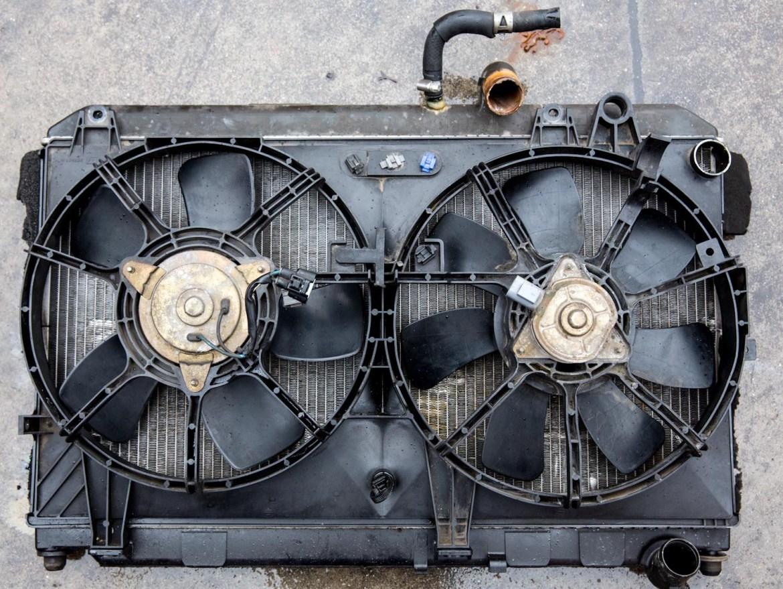 electroventiladores radiador RX8 jird20 RotaryPit