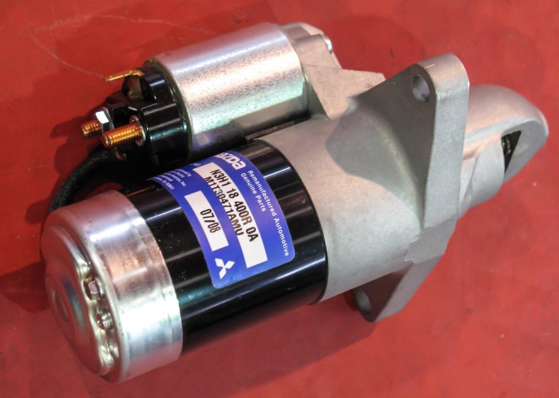 Motor de arranque rápido RX8 jird20 RotaryPit