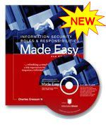 Information Security Roles and Responsibilities Made Easy
