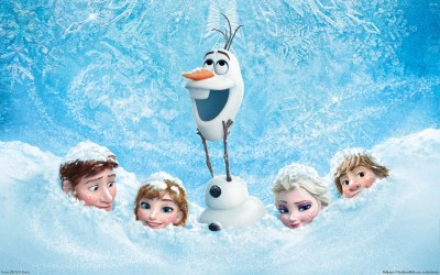 The Most Amazing & Best 'Frozen' Wallpapers On The Web   Rotoscopers