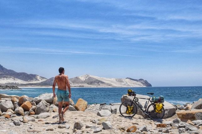 Coast of Oaxaca