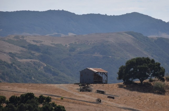 Rural California