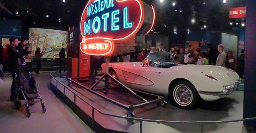 Route 66 exhibit was 'most popular' in Autry history