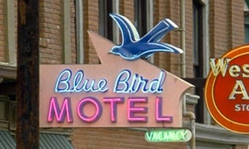 Did 'Back to the Future' get an idea from Blue Swallow Motel?