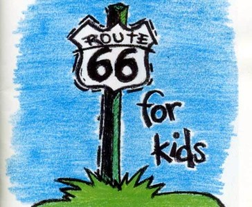 """Kids on 66″ e-book is updated"