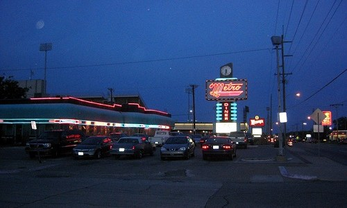 What are the top 10 restaurants of Route 66?