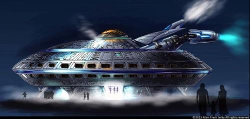 UFO-themed hotel planned in Baker