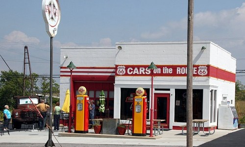 Cars on the Route put up for sale