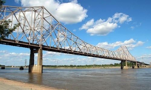 King bridge in St. Louis closes Monday for months