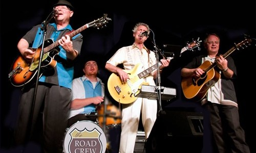 The Road Crew to perform, release CD at Springfield festival