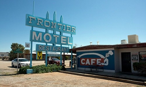 Frontier Motel caretakers resign abruptly