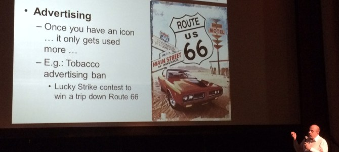 """Route 66 as Seen Through Europeans"""