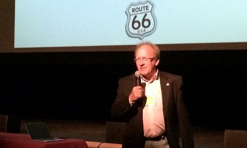 """Cultural Heritage Tourism: Why People Travel Route 66"""