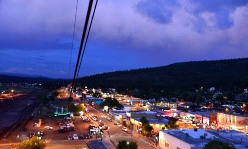 Williams renews Route 66 Zipline lease for five years