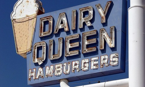 Holbrook Dairy Queen sign allowed to stay
