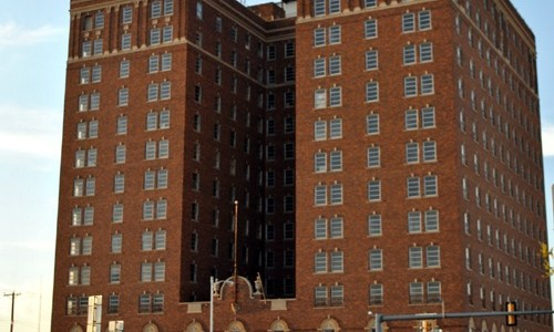 Talk heats up about restoring Herring Hotel in Amarillo