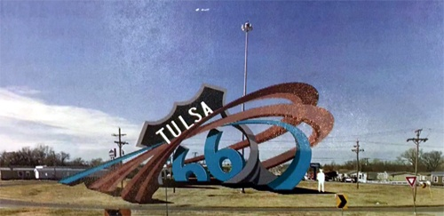 New sculptures soon will grace Route 66 in Tulsa