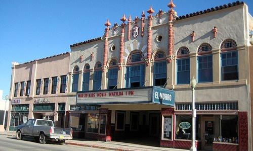 New Mexico aims to help old theaters