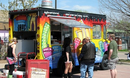Fuel 66 food-truck park being developed along Tulsa's Route 66