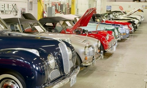 Route 66 Car Museum opening next month in Springfield