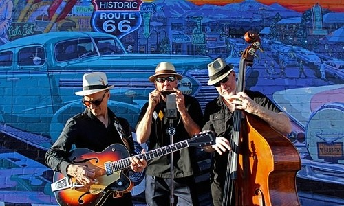 Another band takes inspiration from Route 66