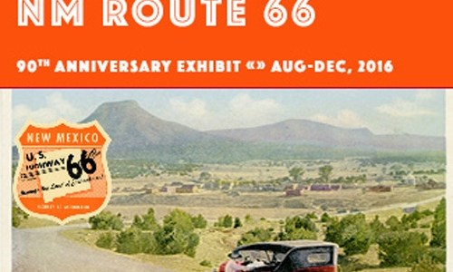 University of New Mexico hosting Route 66 exhibit, lecture series