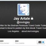 Roving Jay Twitter Handle