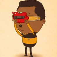 Geordi La Forge by mike mitchell