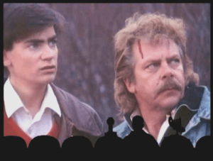 Zap Rowsdower and Troy McGreggor from The Final Sacrifice - MST3K