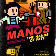 Manos: The Hands of Fate Nintendo Game Cover Art