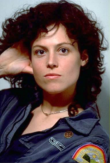 Alien - Sigourney Weaver as Ripley