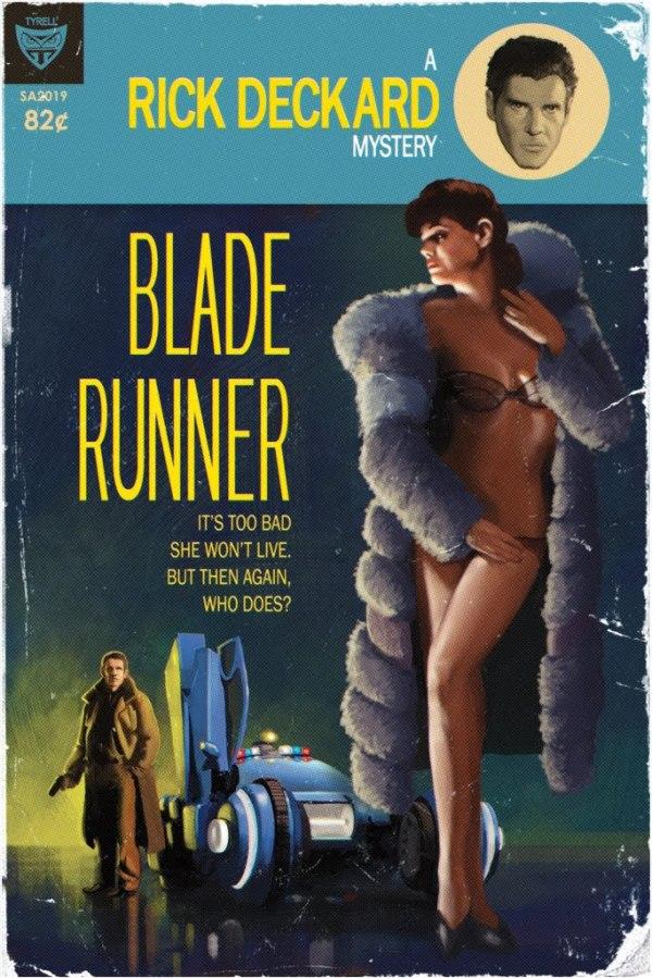 Blade Runner Pulp Novel
