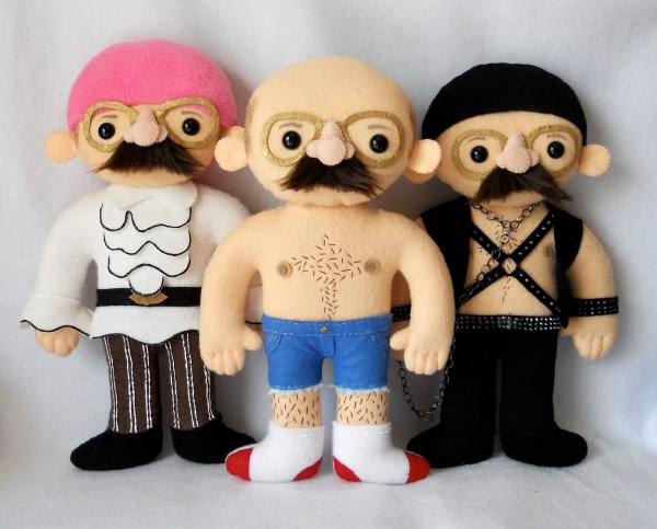 Arrested Development - Tobias Funke: Pirate, Never Nude, Leather Daddy Dolls