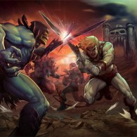 Masters of the Universe Battle 1