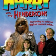 Chewbacca / Harry and the Hendersons Swap