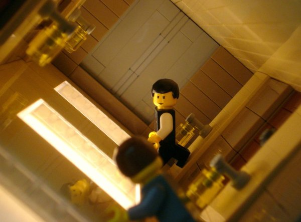 LEGO Inception