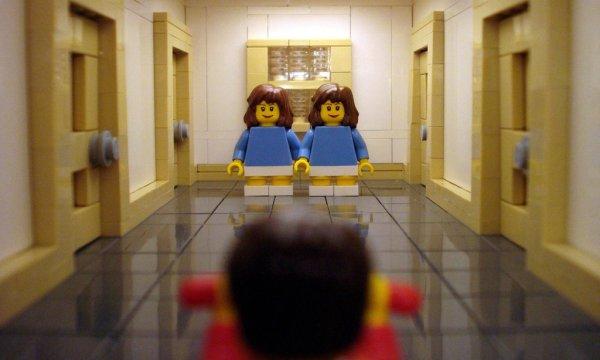 LEGO The Shining