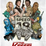 The Kessel Run by Old Red Jalopy