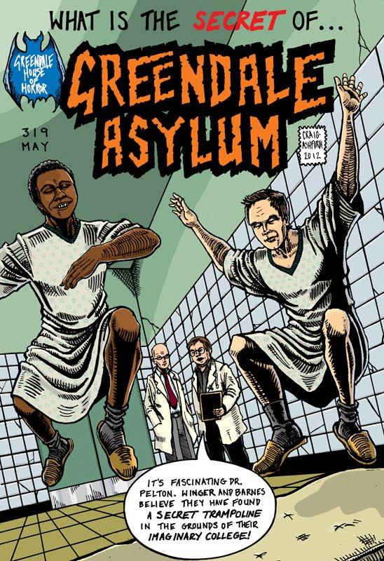 Greendale Asylum