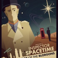 Inspector Spacetime: The Day Of The Blorgons