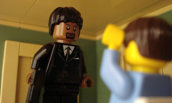 LEGO Pulp Fiction