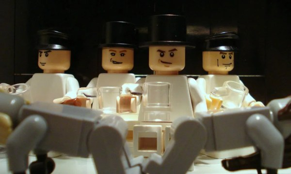 LEGO Clockwork Orange