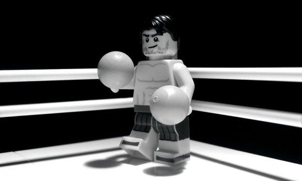LEGO Raging Bull