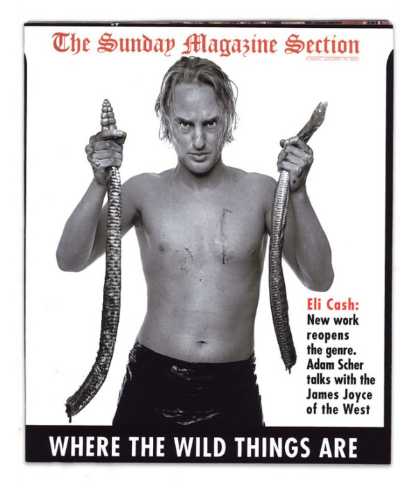 Where the Wild Things Are - Eli Cash: James Joyce of the West - Royal Tenenbaums - Owen Wilson