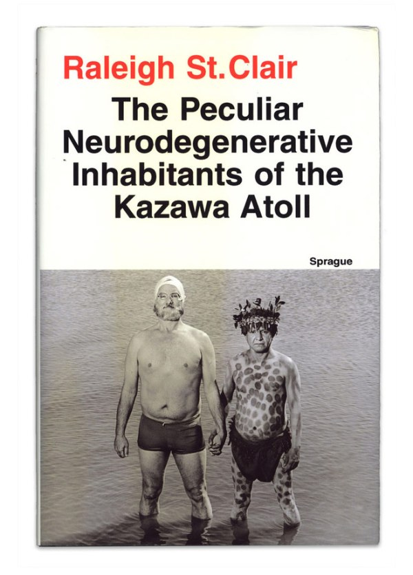 The Peculiar Neurodegenerative Inhabitants of the Kazawa Atoll - Raleigh St. Clair - Royal Tenenbaums - Bill Murray