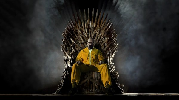 Walter White on the Iron Throne Wallpaper - Breaking Bad, Game of Thrones, Song of Ice and Fire