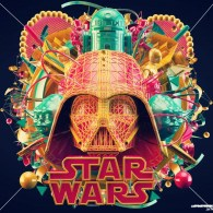 Colorful 3D Star Wars Art by Antoni Tudisco