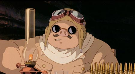 Porco Rosso - Hayao Miyazaki, Studio Ghibli, Anime