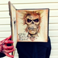 Evil Dead Necronomicon Halloween Costume - Book of the Dead